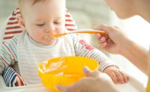 Consejos para estimular el sentido del gusto en el bebé