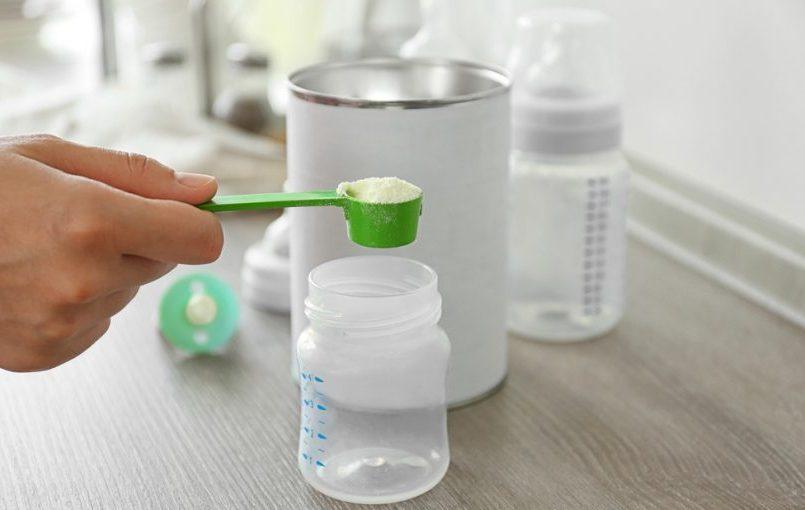 Lactancia artificial en recién nacidos