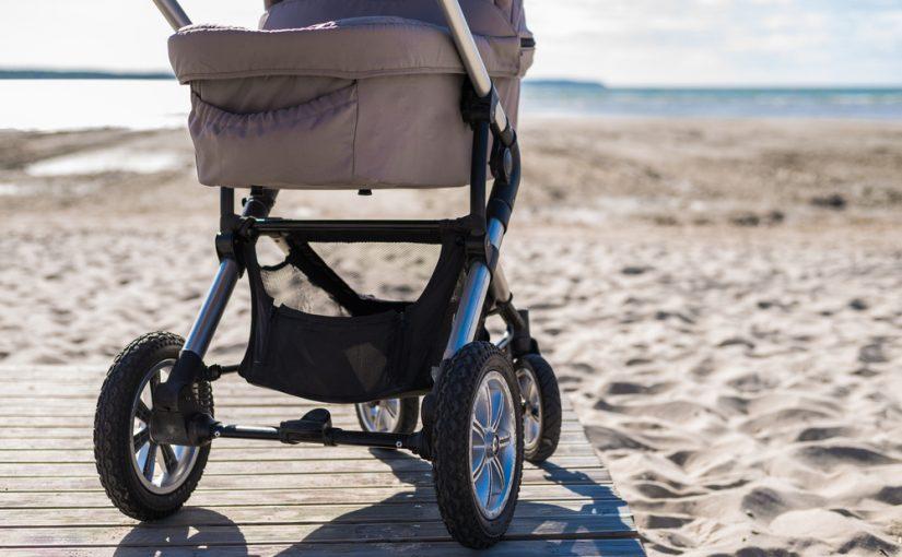 Las claves para elegir la mejor silla de paseo para el bebé