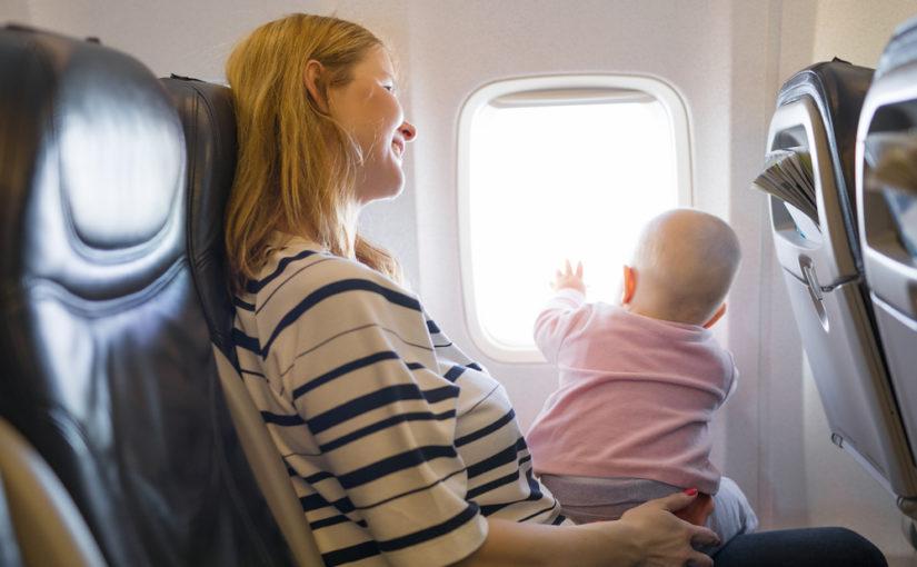 Manual para preparar el primer viaje con el bebé