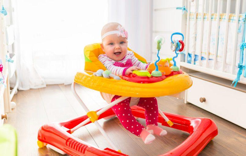 ¿Los tacatás para bebés son seguros?