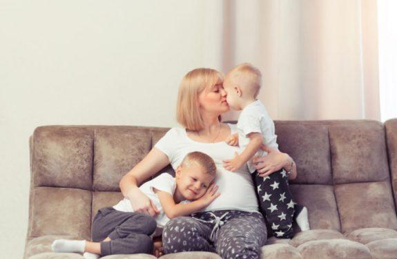 Cómo organizarse con dos niños pequeños
