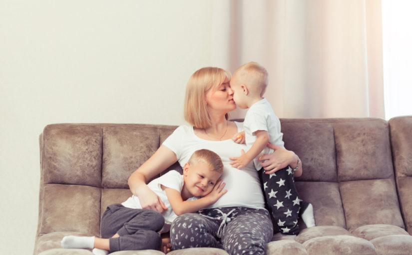 Los 6 consejos que necesitas para organizarte con dos niños pequeños