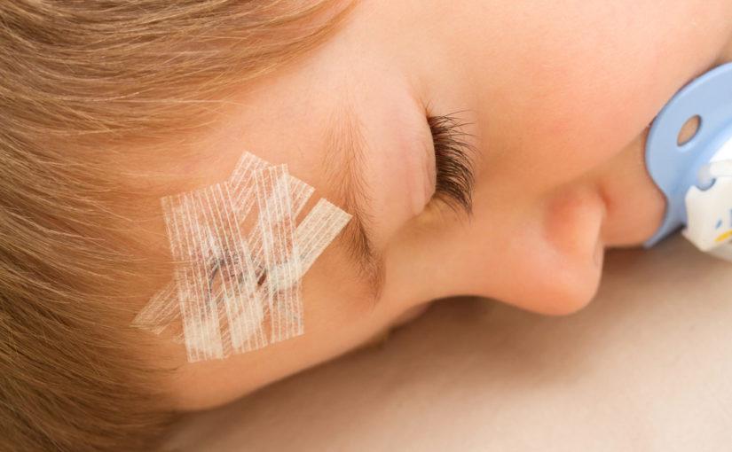 Cómo evitar que se infecte una herida en niños y bebés