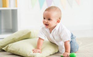 Cómo evitar las caídas en el bebé