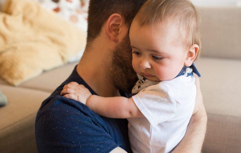 Cómo afrontar las rabietas del bebé