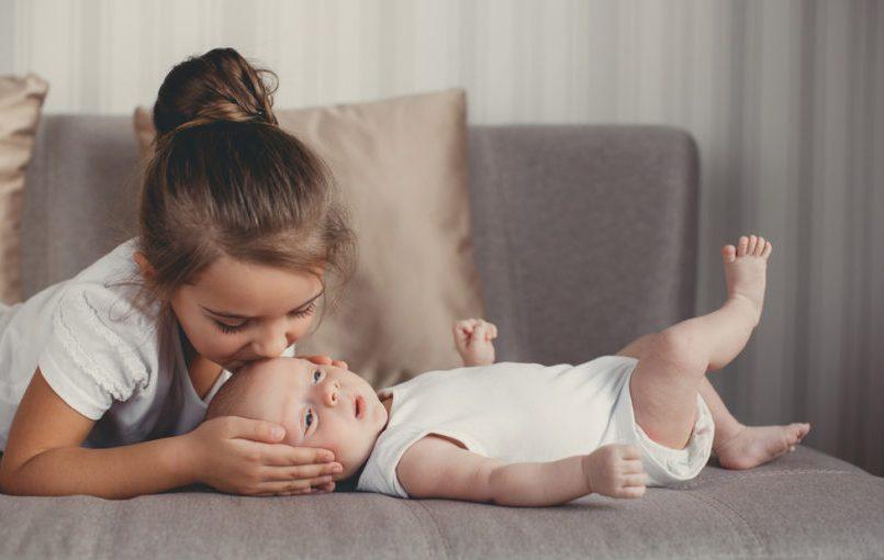 Características del primer mes del bebé