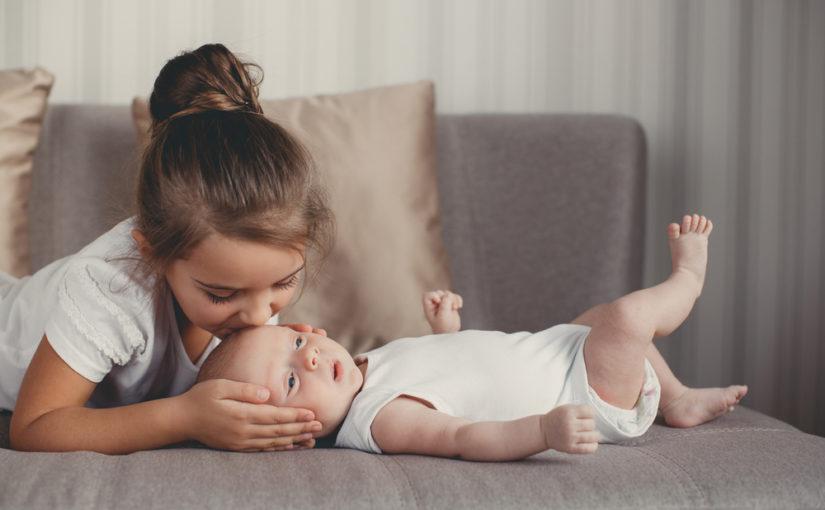 Así es el primer mes de vida del bebé
