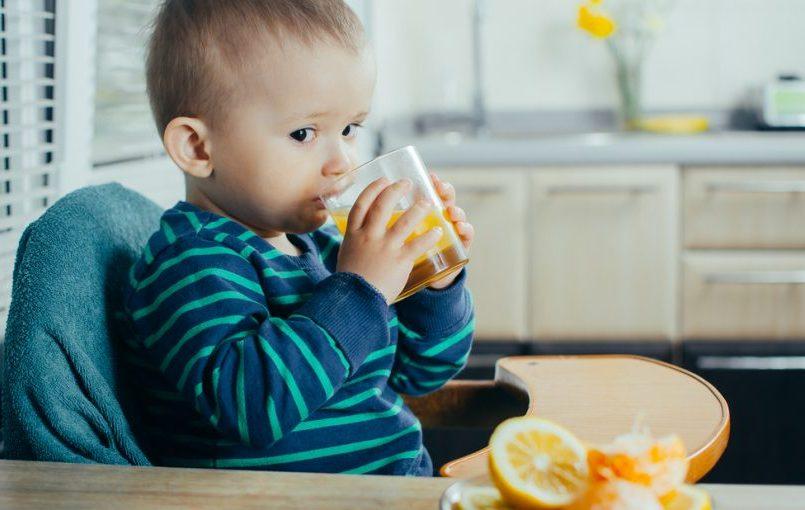 ¿Puedo dar zumo al bebé?