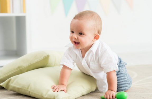 Consejos para dejar al bebé en la guardería