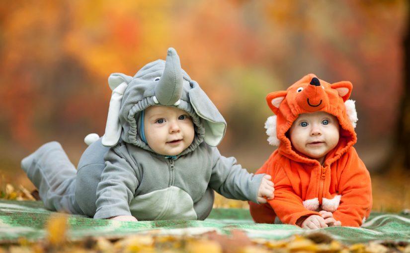 6 disfraces originales para la primera sesión de fotos de tu bebé