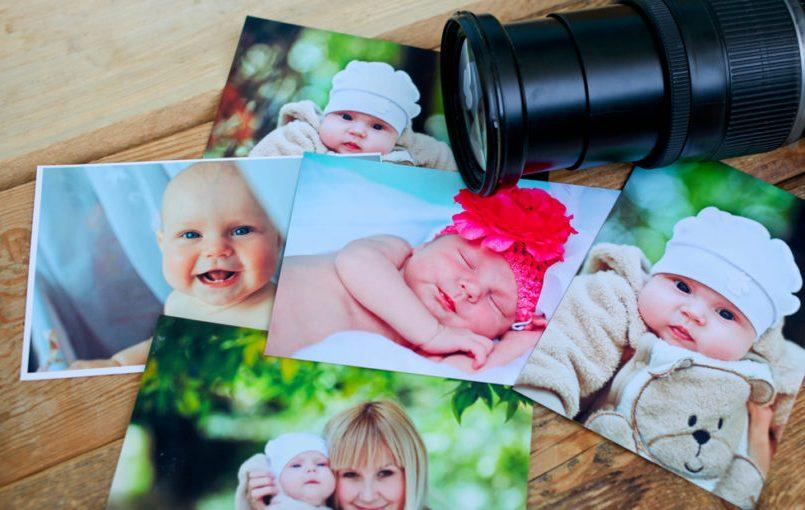 Cómo recordar los primeros meses del bebé