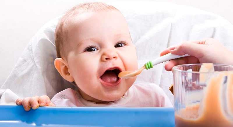 Tips para introducir la carne en la dieta del bebé