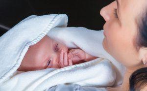 Rutina de sueño en bebés prematuros