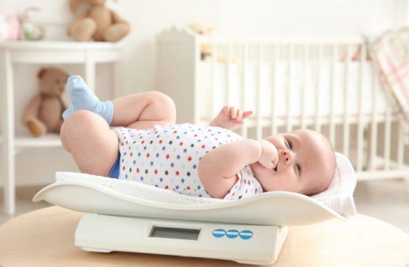 Aumento de peso del bebé prematuro