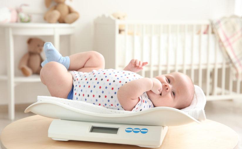 El aumento de peso en el bebé prematuro