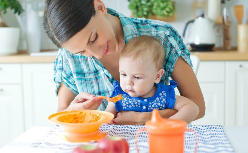 Consejos para preparar las primeras papillas del bebé