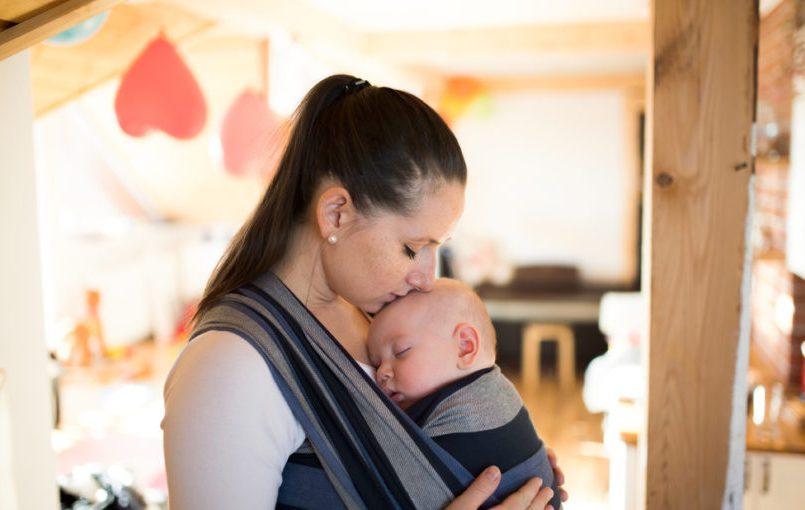 Consejos para crear una cocina segura para el bebé