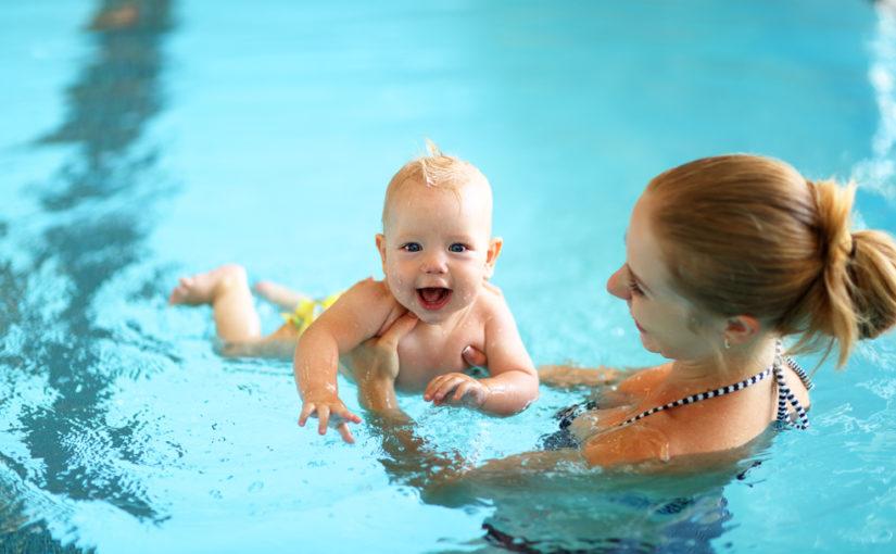 Natación para bebés, ¿sí o no?