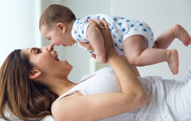 Ejercicios para hacer con el bebé a cuestas