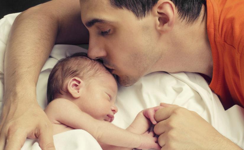 Las primeras pruebas médicas del recién nacido