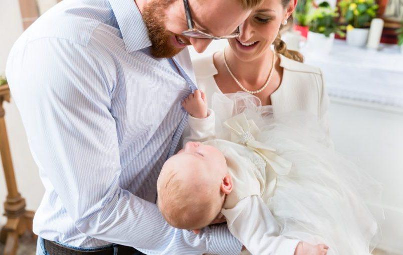 Pasos para preparar un bautizo