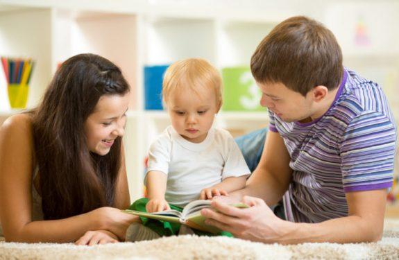 Beneficios de la lectura para el bebé