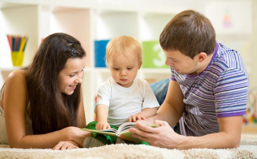 Beneficios de la lectura en el primer año de vida del bebé