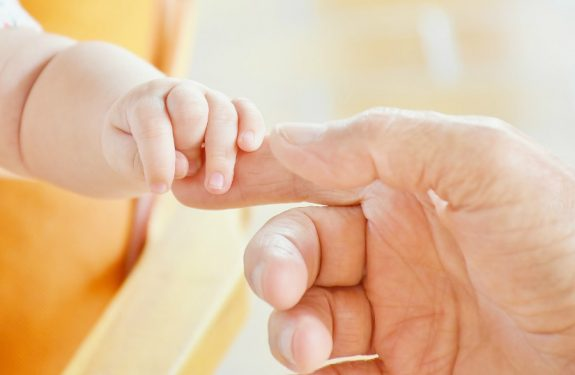 Registrar al bebé tras su nacimiento