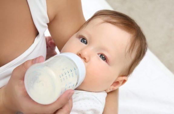 Elige la mejor leche adaptada para tu bebé