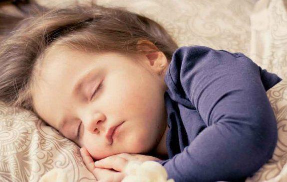 Apnea infantil del sueño