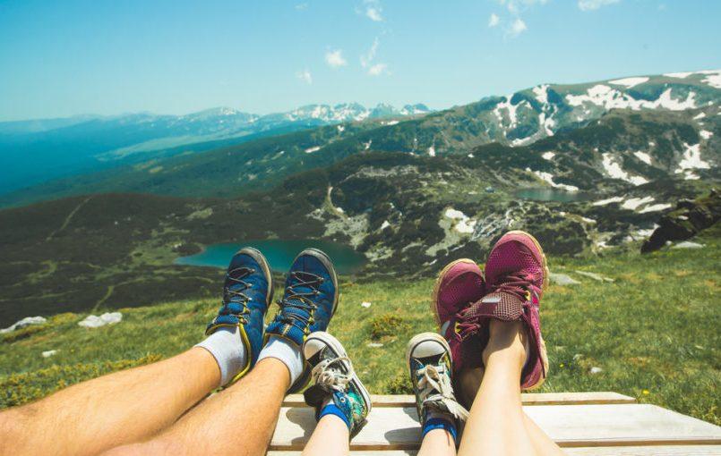 Plan navideño: Ir de camping en familia