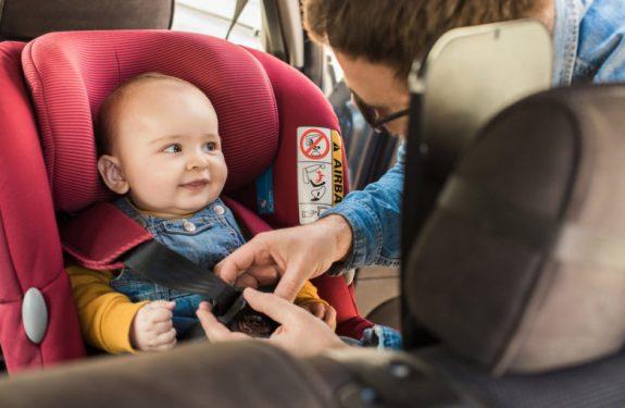 Claves para elegir la silla de coche para tu bebé