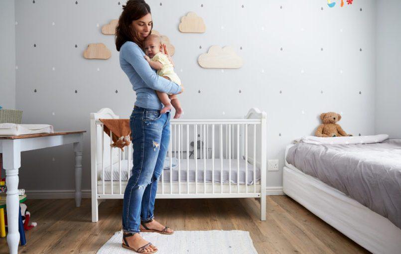 Cómo decorar el dormitorio del bebé de forma económica
