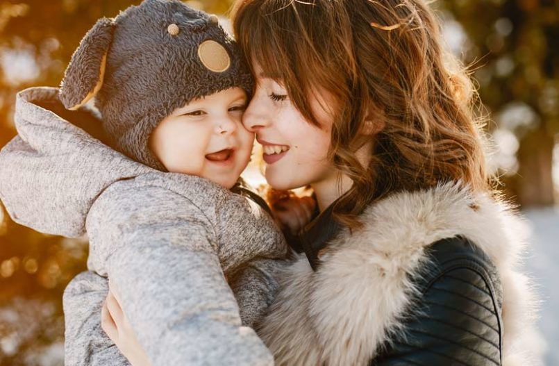 Prendas de ropa para que tu bebé no pase frío en invierno