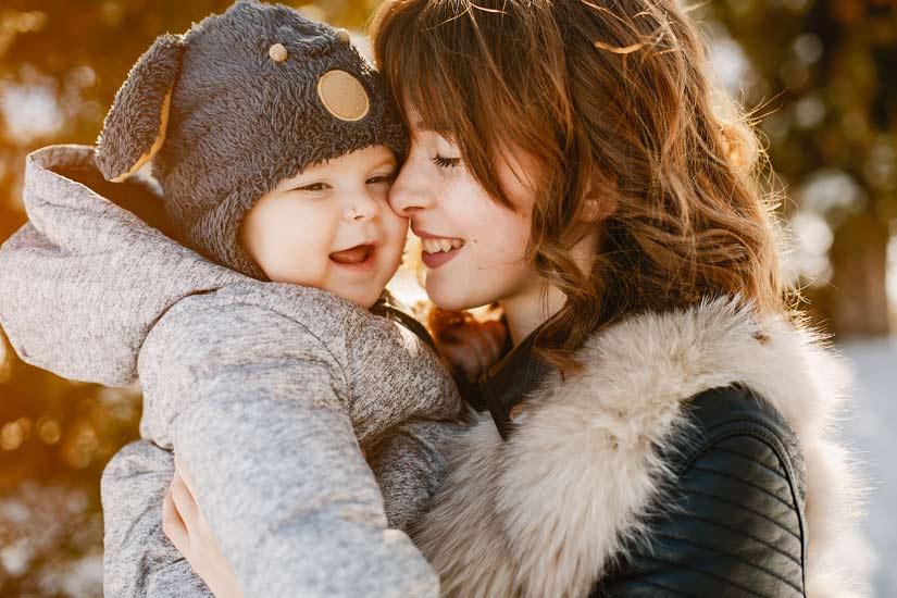 Cómo elegir la ropa adecuada para que el bebé no tenga frío