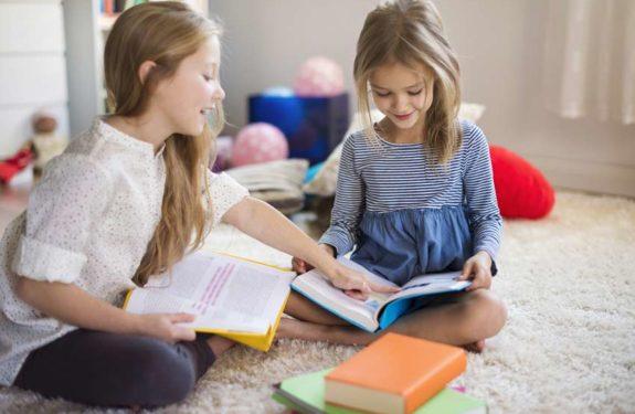 Recomendaciones para los más pequeños sepan inglés