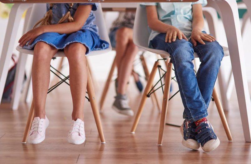 Cómo elegir los zapatos de los niños para el colegio