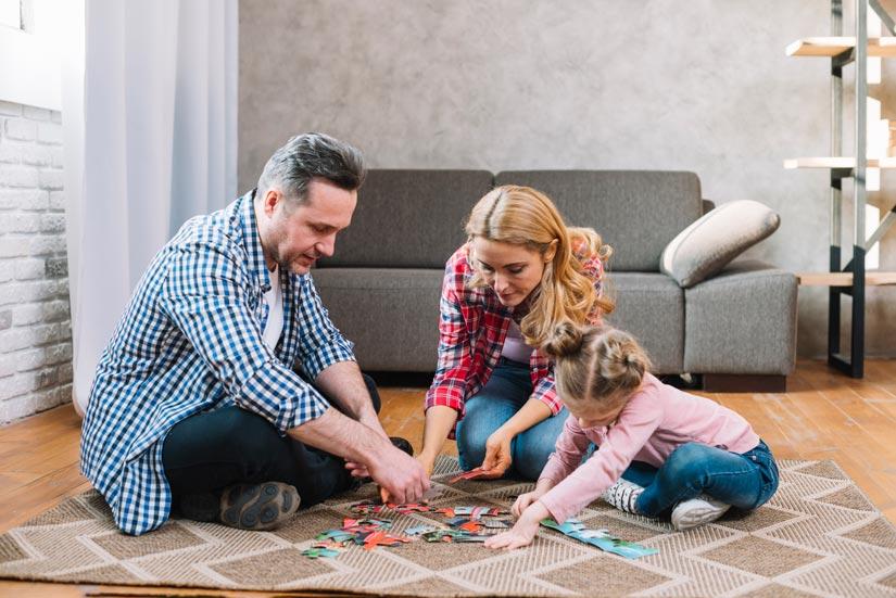 Habilidades que aportan los puzles infantiles